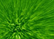 Stries claires et hexagones de fond vert Photographie stock libre de droits