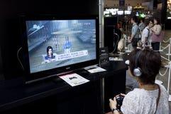 Strijders 7 van de Dynastie van het spel 3D Stock Foto's