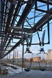Strijp S, Eindhoven, poprzednie Philips fabryki i budynki biurowi, Obrazy Stock