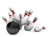 Strike! Royalty Free Stock Image