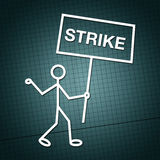 Strike Stock Images