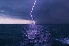 Free Strike Of Lightning Royalty Free Stock Photos - 19063978