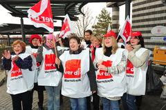 Strike Stock Photography