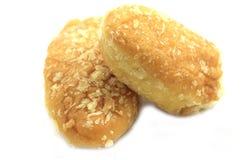 Strimlat bröd Royaltyfri Bild