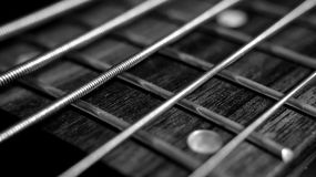 String, Bass, Guitar, Music, Rock Stock Photo