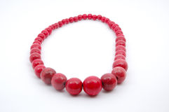String of beads Royalty Free Stock Images