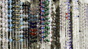 String beads rosary Royalty Free Stock Photography