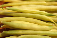String bean in pods Stock Photography