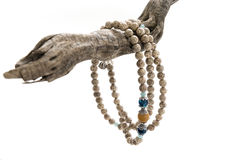 A string of Bodhi Bracelet Royalty Free Stock Photography