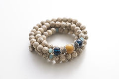 A string of Bodhi Bracelet Stock Images