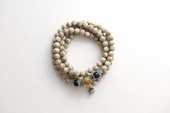 A string of Bodhi Bracelet Stock Photography