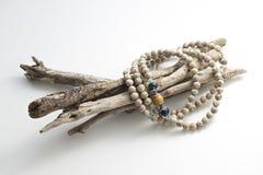 A string of Bodhi Bracelet Royalty Free Stock Image