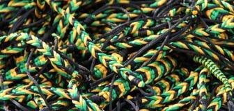 String Bracelets. Royalty Free Stock Photos