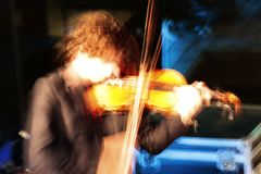 String concert Royalty Free Stock Photography