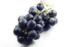 A string of grapes Stock Image