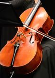 String Instrument 2. String instrument at a college concert Stock Image