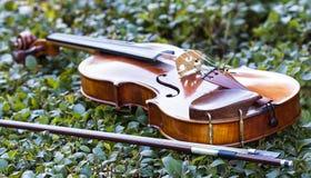 String instruments at sabatini garderns Stock Photo