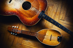 String Instruments From Serbia and Croatia royalty free stock image