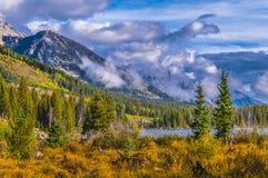 String Lake Grand Tetons Stock Photo