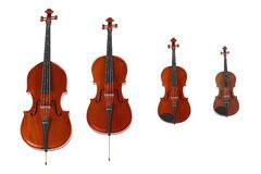 String musical instruments Stock Image