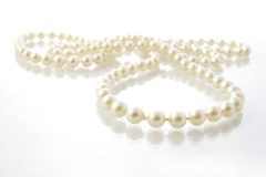 Free String Of Pearls Royalty Free Stock Images - 483789
