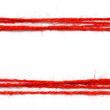 String red as frame Royalty Free Stock Photography