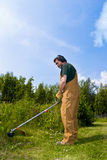 String Trimmer Royalty Free Stock Photo