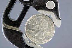Stringa il preventivo & il risparmio Fotografie Stock Libere da Diritti