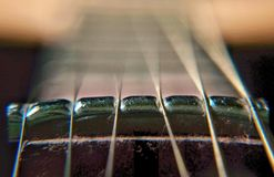 Strings. Royalty Free Stock Photography