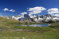 Strino Lake royalty free stock photography