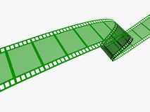 Strip film 6 Royalty Free Stock Photo