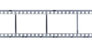 Strip of film Stock Images