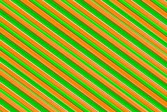 Strip green orange diagonal bright shiny background wood texture web design. Base Royalty Free Stock Images
