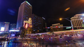 Strip -   las vegas Stock Image