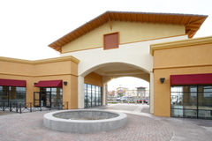 Strip Mall Stock Images