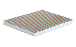 Strip notebook Stock Image