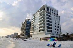 Destin Florida Oceanfront Stock Photo