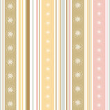 Strip pattern. Nice pattern strip with colors and flowers Stock Photography
