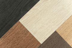 Strip tile mix Royalty Free Stock Images