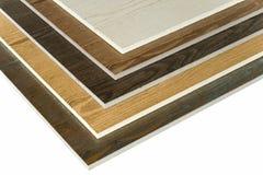 Strip tile mix. Five strip tile on white back ground stock images
