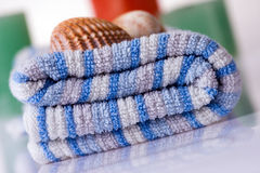 Strip towel Royalty Free Stock Photo
