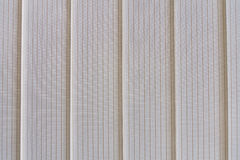 Strip of window shade,Background texture, Texture. Stock Photography
