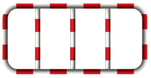 Stripe bars Royalty Free Stock Photo