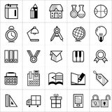 Stripe business icons 002 Stock Images