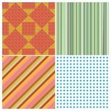 Stripe collection Stock Photos