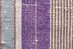 Stripe fabric texture Stock Photo