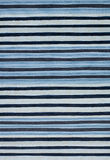Stripe fabric texture Stock Images