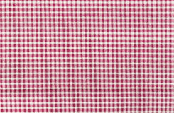 Stripe fabric texture background Royalty Free Stock Images