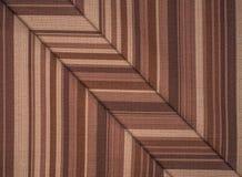 Stripe fabric texture Stock Image