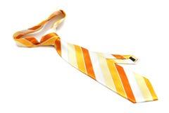 Stripe Necktie Royalty Free Stock Photo